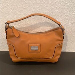 Authentic Michael Michael Kors mini leather purse